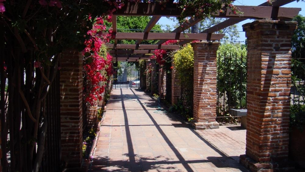 Austin Garden Path